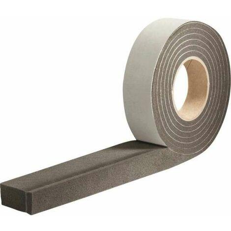 Joint mousse polyuréthane Tramico - 8 m - Épaisseur 3 à 7 mm - Largeur 15 mm - Compriband® TRS - Tramico