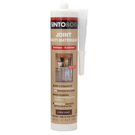 Joint multi matériaux 300 ml SINTOBOIS - plusieurs modèles disponibles
