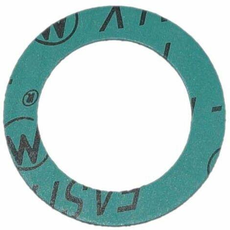 Joint nitrile pour radiateur fonte, 48x33x1.5mm, 25 pièces