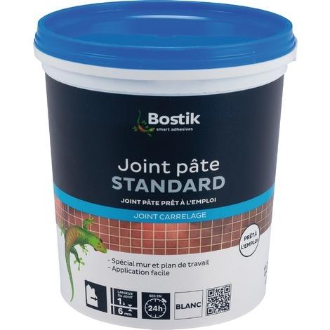 "main image of ""JOINT CARREL.PATE BLANC 1.5KG BOSTIK (Vendu par 1)"""
