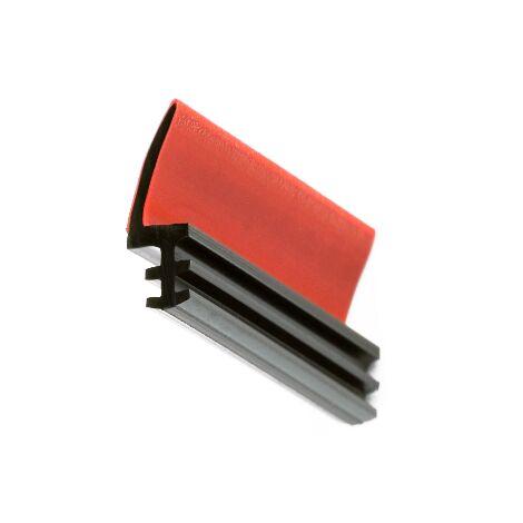 Joint pose sur dormant KISO - Menuiserie bois - rainure 4mm - 40M - LD411 Brun