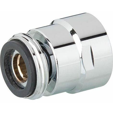 Joint sphérique chromé Ideal Standard - M18x1
