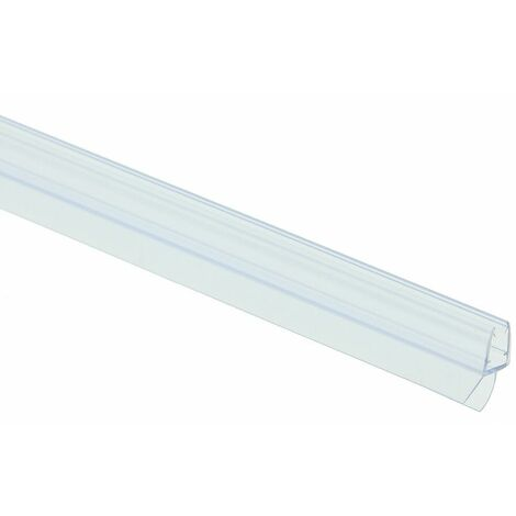 Joint universel pour portes de douche avec joint double lèvre ajustable 1 m