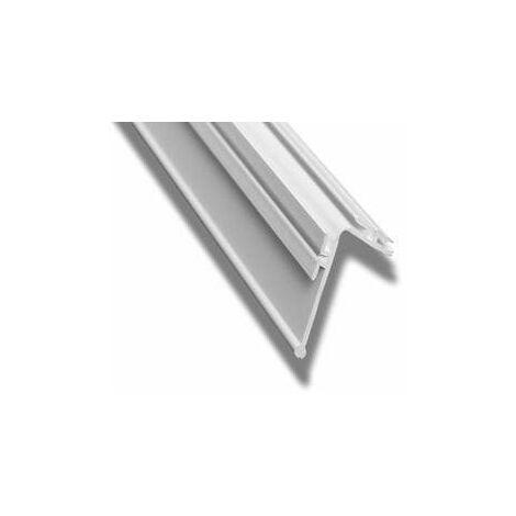 Joint vertical pour cabine de douche Novellini R51FAS   joint d'étanchéité