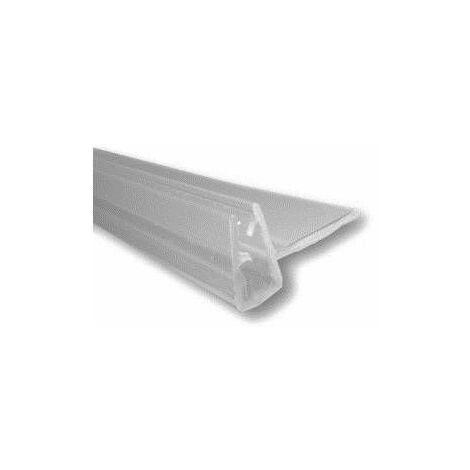 Joint vertical pour paroi de baignoire JOLLY arrondi