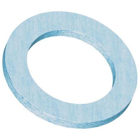 Joints fibre élastomère bleu CNK, Ø écrou 12x17 en boite de 100