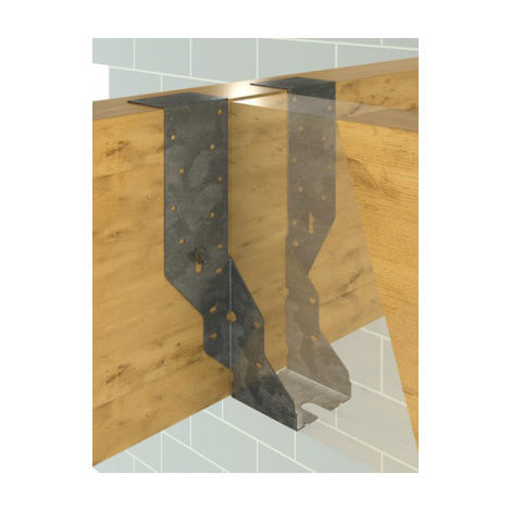 Joist Hanger Timber to Timber 150mm