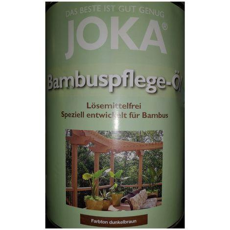 Joka besondere Pflege Öl Bambus 2.5L - Färbung dunkelbraun