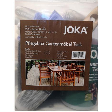 Joka Kit care of teak garden furniture