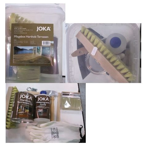 Joka Wooden deck maintenance kit