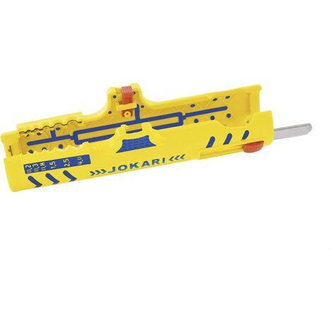 Jokari 30155 SECURA NO. 15 Kabelentmanteler Geeignet für Rundkabel 8 bis 13mm 0.2 bis 4mm² C51978