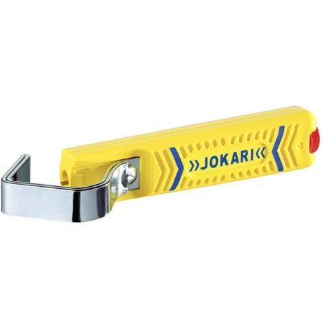 Jokari JOK10350 Cable Knife No.35 (27-35mm) Cable Stripper Tool
