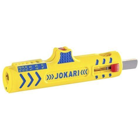 Jokari JOK30155 Universal No.15 Secura Round Wire Cable Stripper (8-13mm)