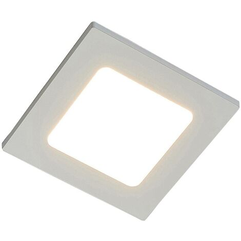 Joki LED downlight white 3000 K angular 11.5 cm