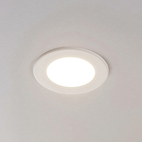 Joki LED downlight white 3000 K round 11.5 cm