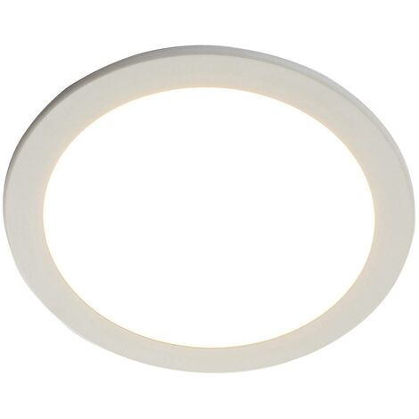 Joki LED downlight white 3000 K round 24 cm