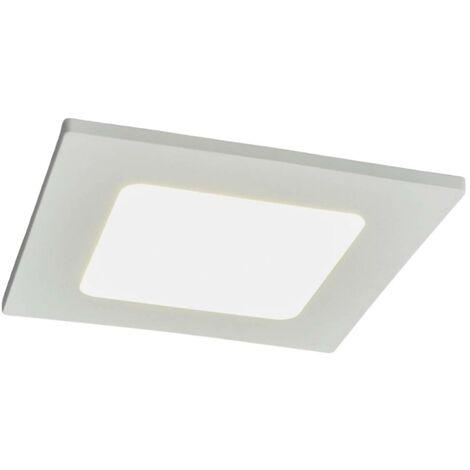 Joki LED downlight white 4000K angular 11.5cm