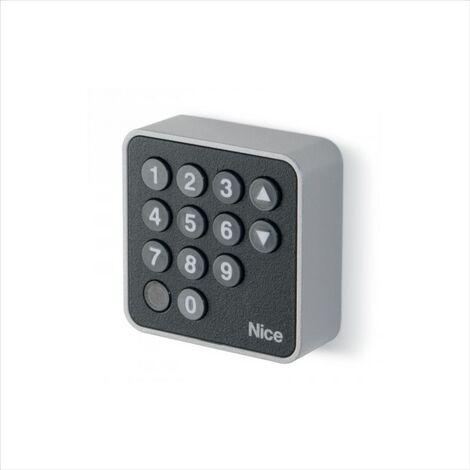 Joli sélecteur numérique à 12 boutons correspondant au code du décodeur MORX : EDS