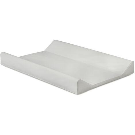 Jollein Colchón cambiador 50x70 cm blanco 021_0000