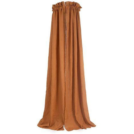 Jollein Veil Vintage 155 cm Caramel - Brown