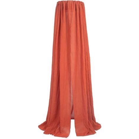 "main image of ""Jollein Veil Vintage 155 cm Rust - Orange"""