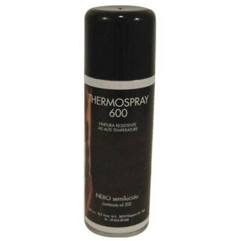 JONCOUX Bombe de peinture pour tuyau EMAIL 0,7 mm - Noir