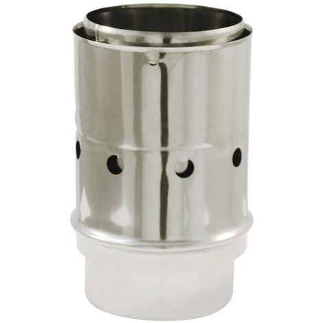 JONCOUX Raccord poêle/tubage pour poêle 80 et tubage 100/106 - APOLLO PELLETS