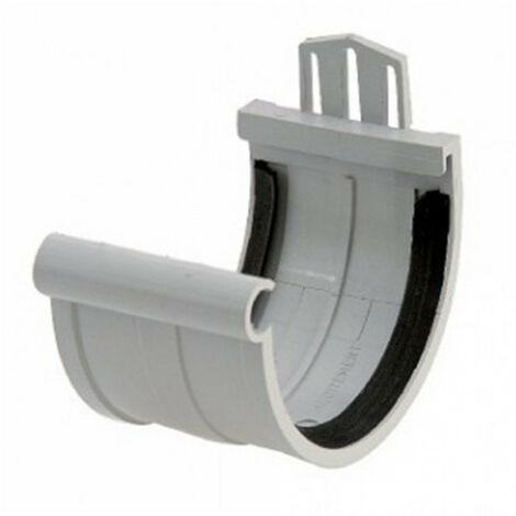 Jonction à joint pvc - gris - dév.25cm GIRPI