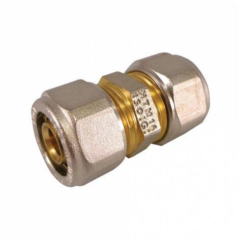 Jonction égale à compression pour tube Multicouche - plusieurs modèles disponibles