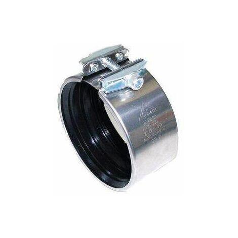 Jonction Friaphon (SMU) pour fonte D.110mm et PVC D.100mm