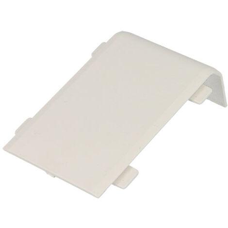 """main image of """"Jonction linéaire pour plinthe PVC blanche 80 x 25 mm"""""""