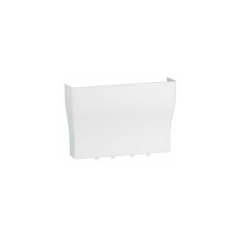 Jonction plafond pour goulotte Viadis 13 modules - Blanc - 16702 - Planet Wattohm