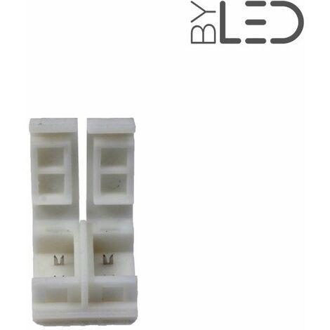 Jonction ruban LED 10 mm Mono Click | Monocolore (indifférencié) - IP20 - 10