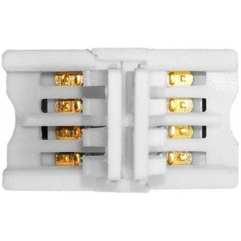 Jonction ruban LED RGB 10 mm Click | RGB - IP65 - 10