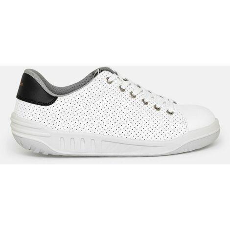 JOPPA 7827- Chaussures de sécurité niveau S1P - Mixte - taille : 47 - couleur : Blanc - PARADE - Blanc