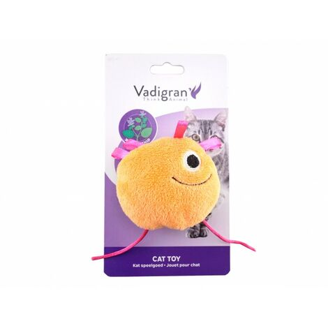 Jouet chat smiley 7cm