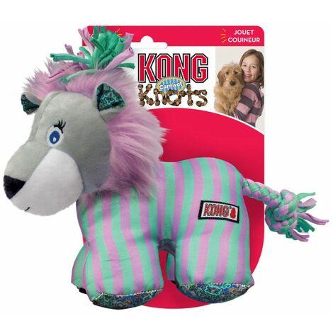 Jouet KONG® Knots Carnival Lion