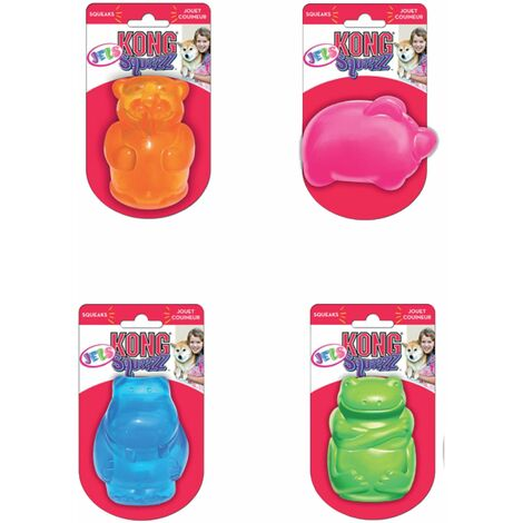 Jouet KONG® Squeezz Jels Taille : M
