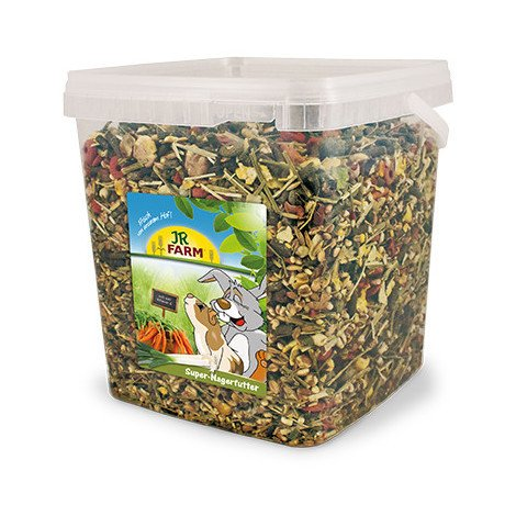 JR BASIC FOOD ALIMENTO SUPER ROEDORES CUBO 2,5 KG