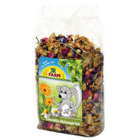 JR FARM FLORES DE JARDIN PARA CHINCHILLAS 50 GR