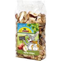 JR FARM Nager Apfel-Chips 80g Kleintiersnack