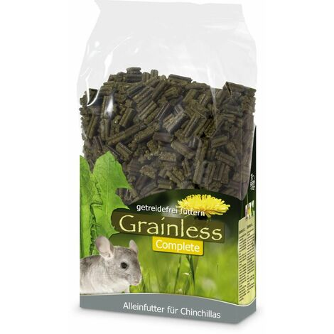 Jr grainless complete chinchilla 1350 g