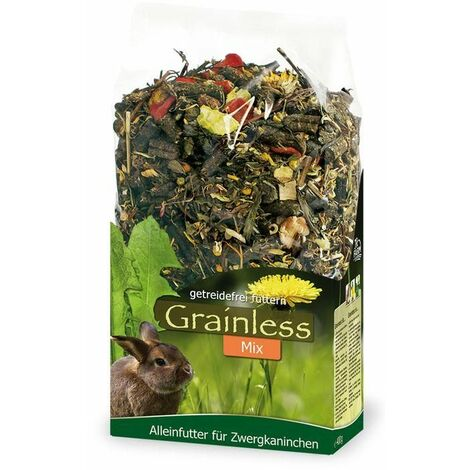 Jr grainless pour lapin nain 650 g
