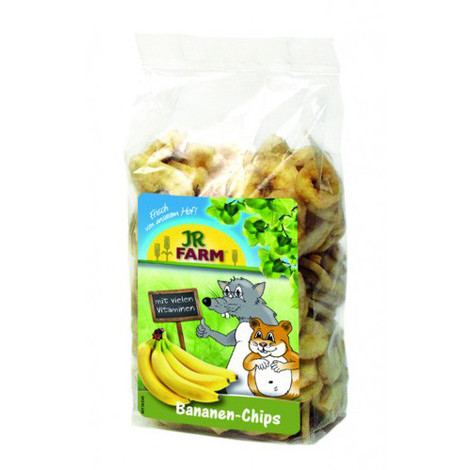JR SNACKS ROED. BOCADITOS DE PLATANO 150 GR.
