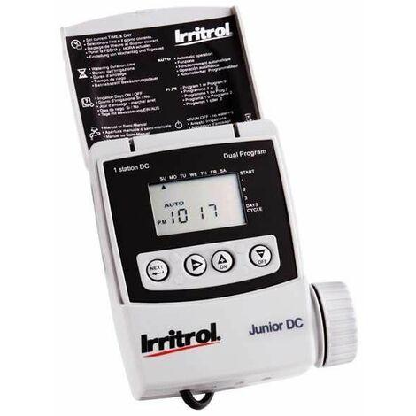 """JRDC-1-2400MT Vanne autonome programmable 1"""" MxM livrée avec Junior DC"""