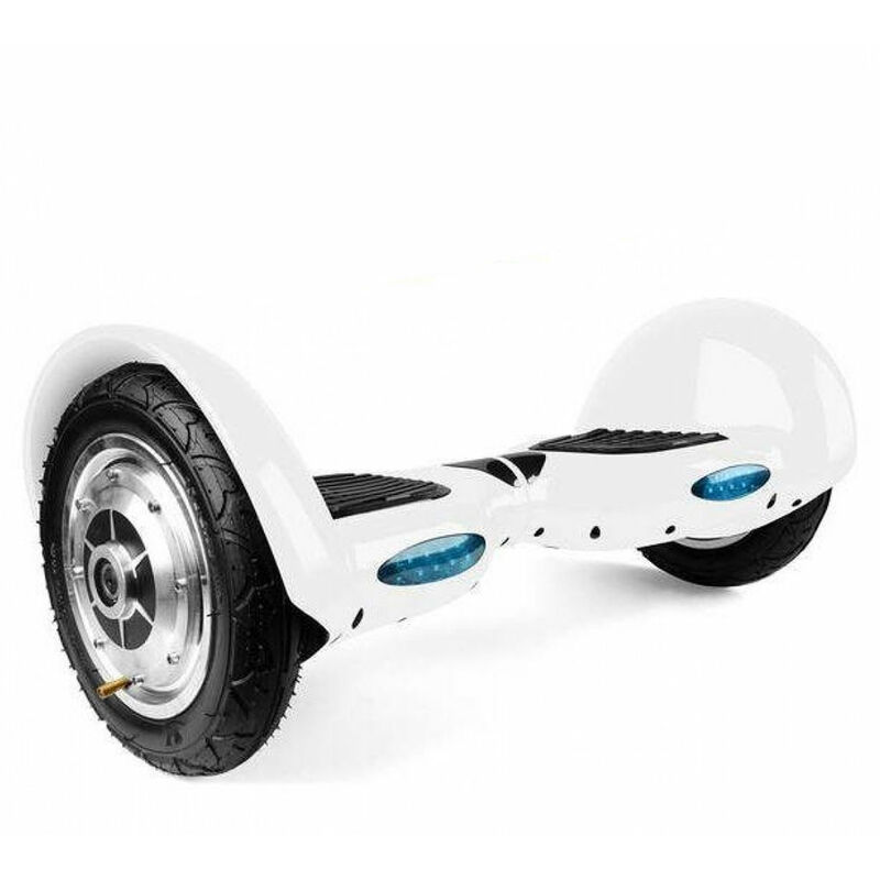Image of Explorer Balance Scooter White - Jsf-urban
