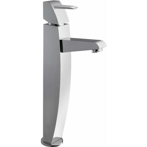 JTP Carlo Tall Mono Basin Mixer Tap - Chrome