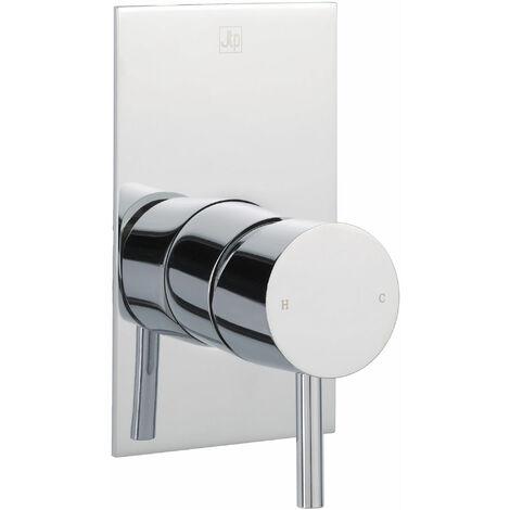 JTP Florentine Concealed Shower Valve Single Handle - Chrome