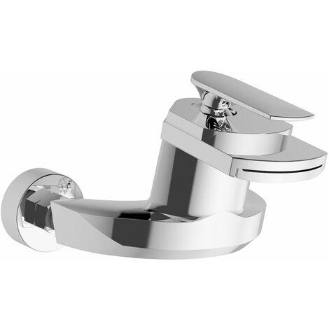 JTP Gant Wall Mounted Bath Filler Tap - Chrome