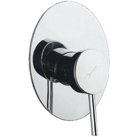 JTP Kavalier Concealed Shower Valve Single Handle - Chrome